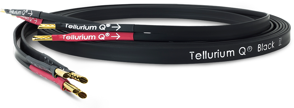 Tellurium Q Black II Speaker Cable