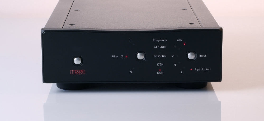 REGA DAC-R Digital to Analogue Converter - Grahams Hi-Fi
