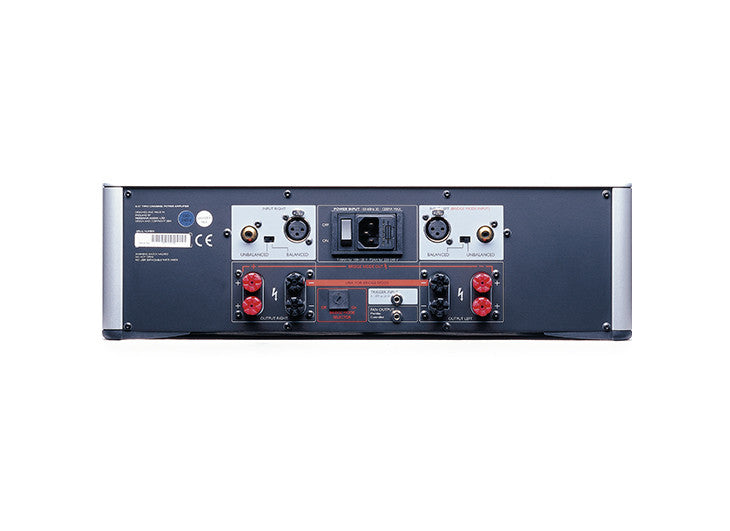 MERIDIAN Meridian G57 2 Channel Power Amp - Grahams Hi-Fi