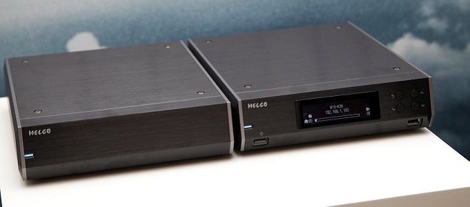 Melco Melco N100 Network Audio Server - Grahams Hi-Fi