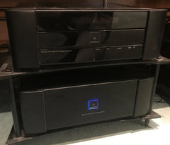 Ex-Demonstration Meridian Ultra DAC + 857 Power Amplifier system on sale at Grahams Hi-Fi