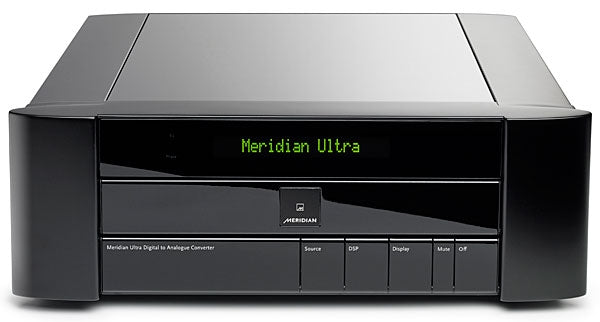 Ex-Demonstration Meridian Ultra DAC + 857 Power Amplifier system