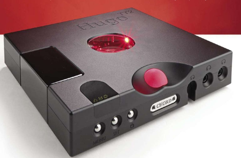 Chord Electronics Hugo TT 2 DAC & Headphone Amplifier - Grahams Hi-Fi
