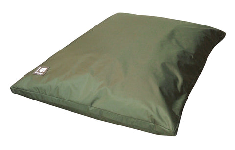 County Green Extra Thick Duvet Dog Bed