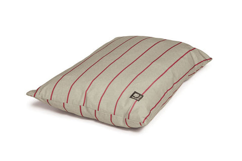 Heritage Herringbone Extra Thick Duvet Dog Bed