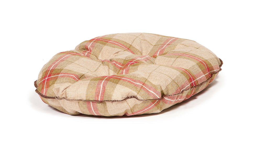 Newton Moss Quilted Dog Mattress