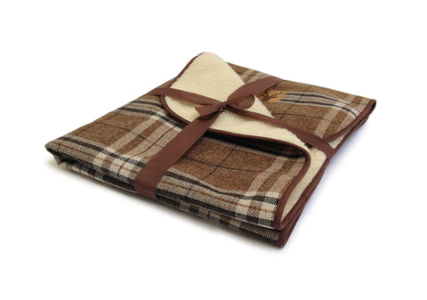 Newton Truffle Dog Throw