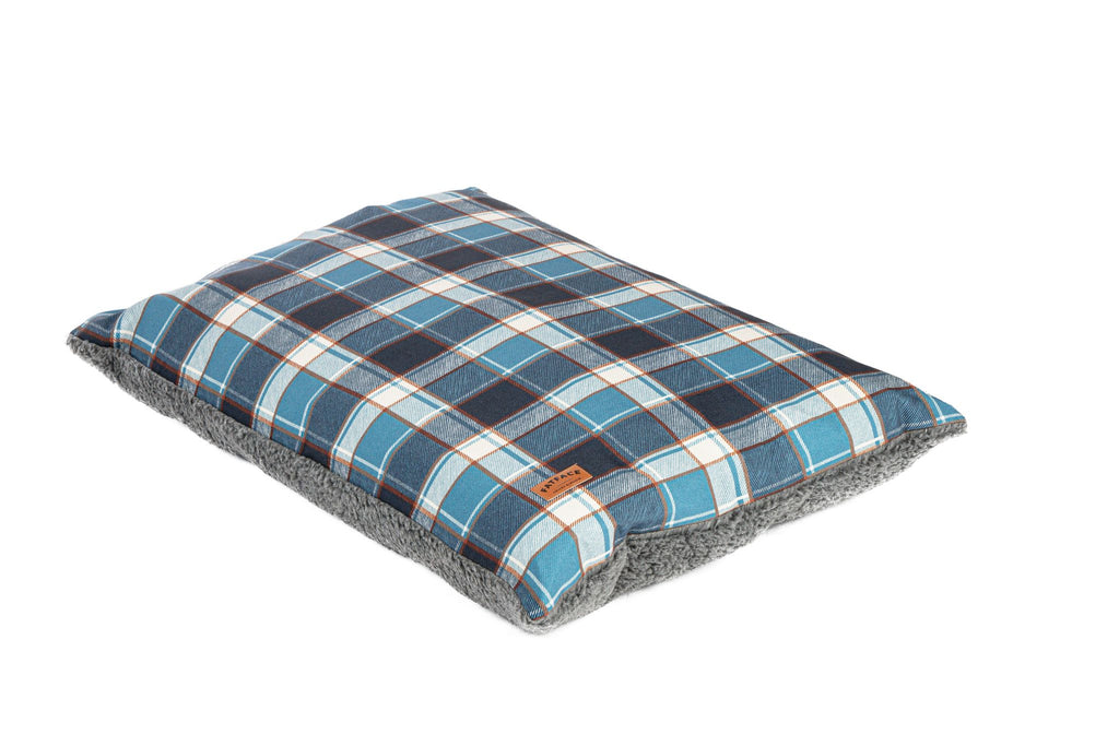 FatFace Fleece Check Duvet Bed