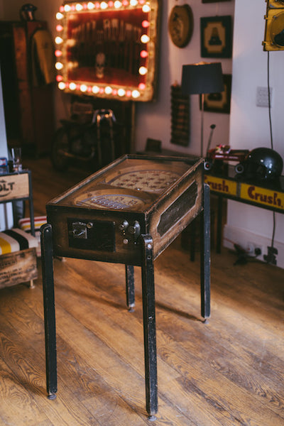 1940's Vintage American Pin Ball Machine