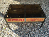 Pepsi Cola Crate Table (Four Crate Table)