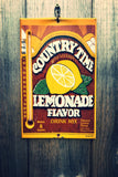 Country Time Lemonade Thermometer Sign