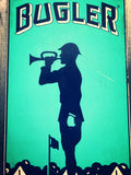 Bugler Rolling Tobacco Sign