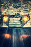 U.S. Army Jeep Grill Light
