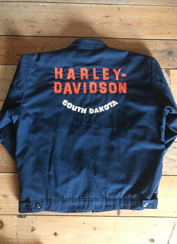 Harley Davidson South Dakota Work Jacket