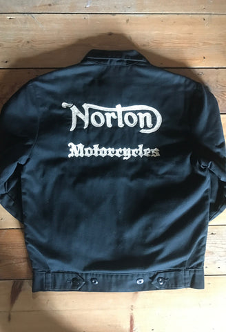 Norton Motorcycles Work Jacket