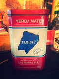 Argentinian Yerba Mate Drink Can Light