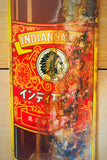 Vintage Indian Sauce Bottle Sign