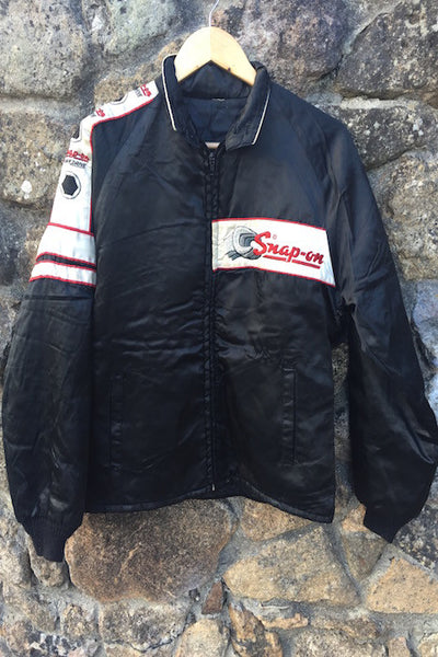 1980's Snap On Tools Jacket