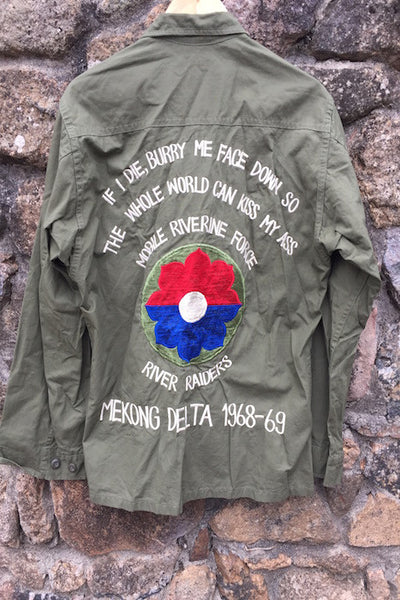Vietnam War Tour Jungle Jacket