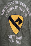 Vietnam War 1st Air Cavalry Tour Jacket