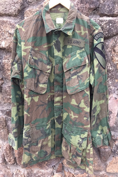 Vietnam ERDL Camouflage Jungle Jacket