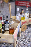 "Soda Crate Cart - ""Booze Wagon"""