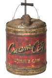 5 Gallon Vintage Oil Can Lamp
