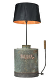 Vintage Garden Sprayer Lamp