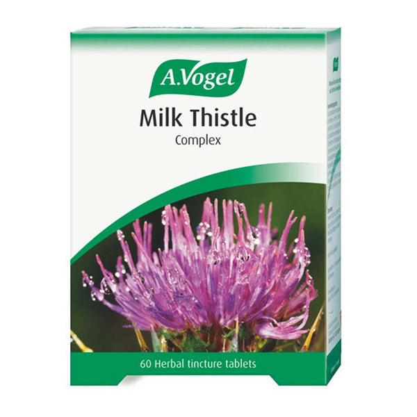 A Vogel Milk Thistle Tincture Tablets 60