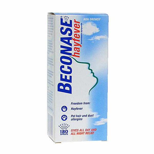 Beconase Hayfever Spray 180 Dose