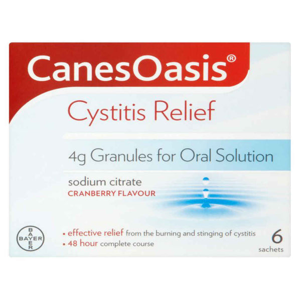 Canesoasis Cystitis Relief