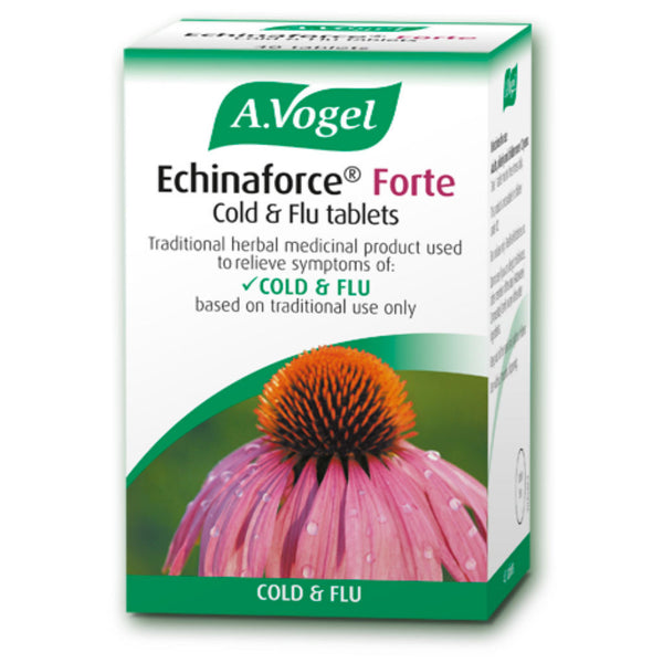 A. Vogel Echinaforce Forte Cold & Flu Tablets 40