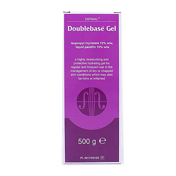Doublebase Gel pump Dispenser 500 g