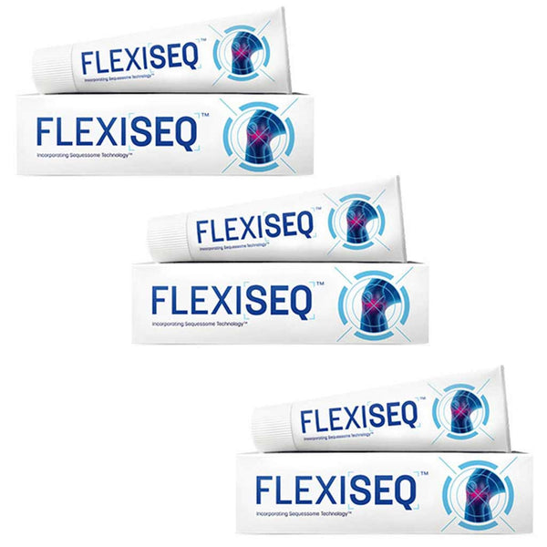 Flexiseq Gel 50g x3 Multi-Buy