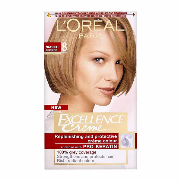 Loreal Natural Blonde 8