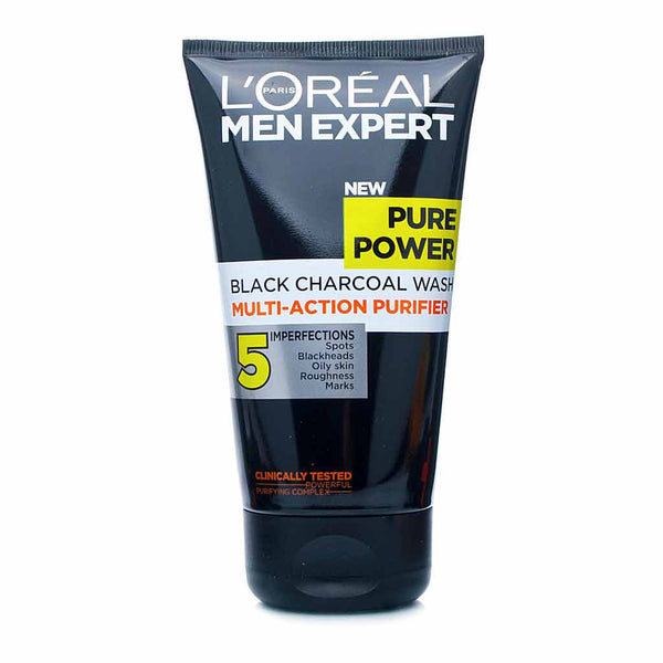L'Oreal Men Expert Pure Power Charcoal Wash
