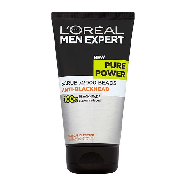 Loreal L'Oréal Men Expert Pure Power Scrub 150ml