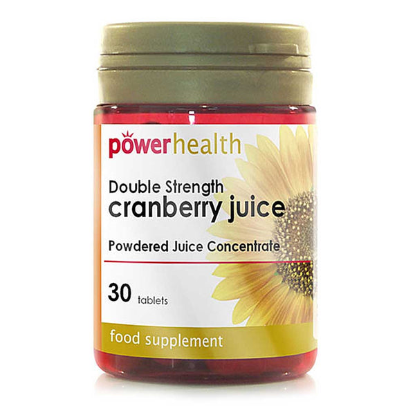 Power Health Cranberry Juice Double Strength Tablets