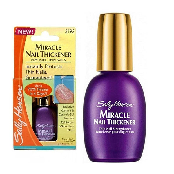 Sally Hansen Miracle Nail Thickener Strength Clear 13.3ml