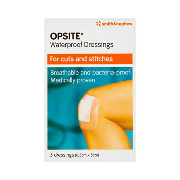 Smith & Nephew Opsite waterproof Dressing
