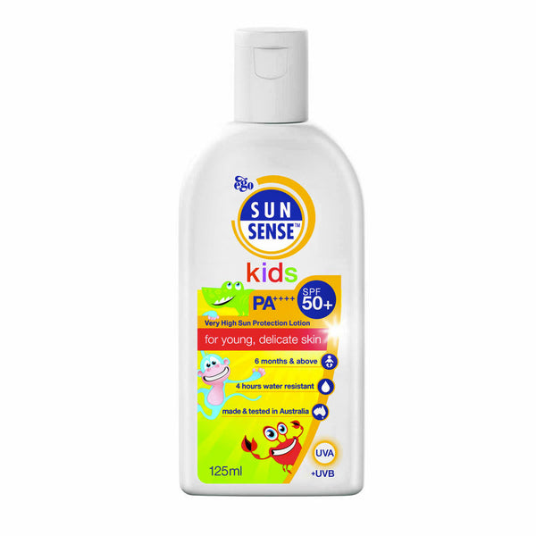 sunsense-kids-UVA-+-UVB-broad-spectrum-sun-lotion SPF50-125ml