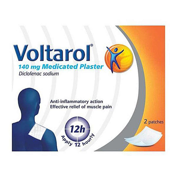 voltarol-140mg-medicated-plaster