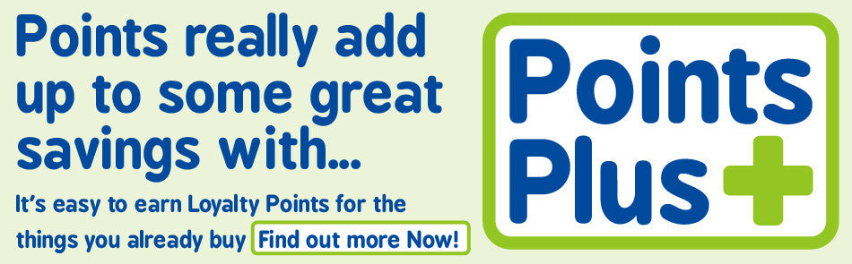 Points Plus Loyalty Scheme