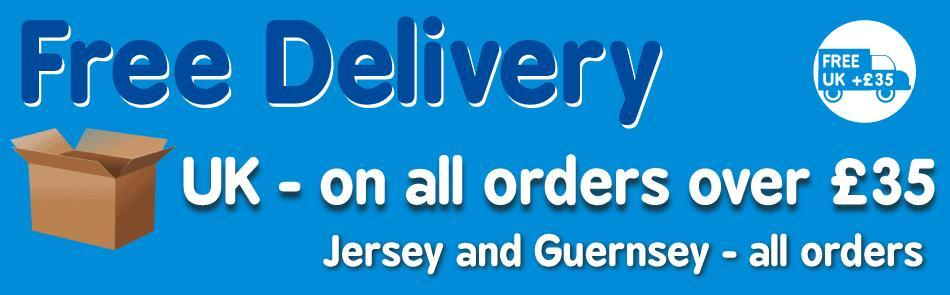 Online Chemist with Free UK Delivery on all orders over £15