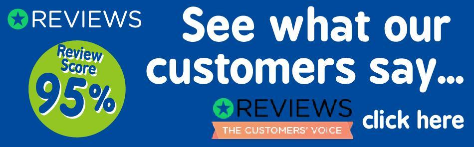 Online Chemist with a 9.5 rating from Trustpilot customer reviews