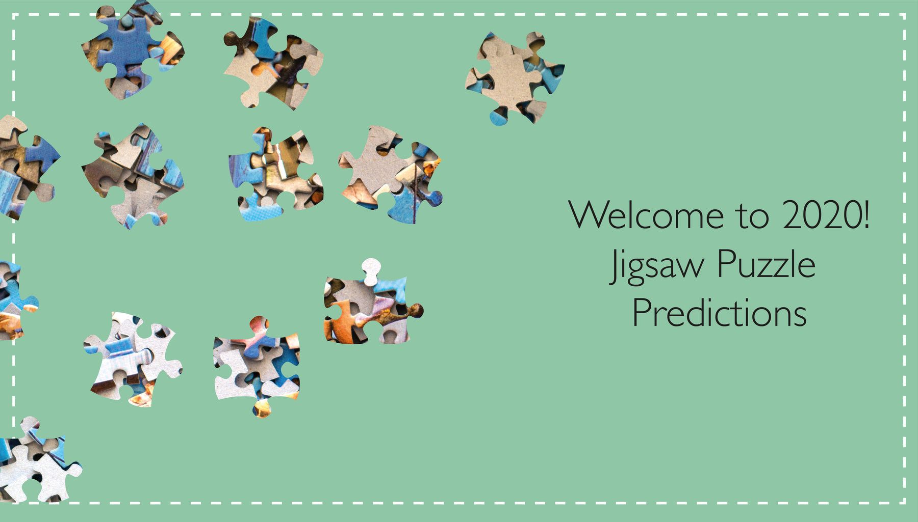 All Jigsaw Puzzle predictions for jigsaw puzzle designs in 2020!
