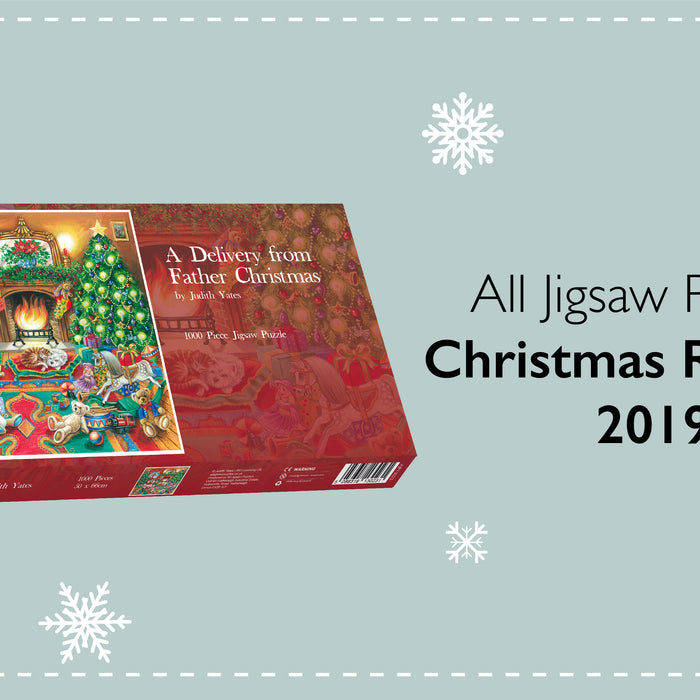 All Jigsaw Puzzles Christmas 2019 Releases