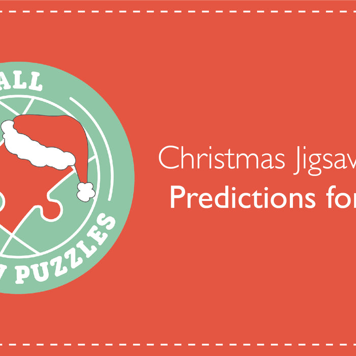 Our predictions for Christmas Jigsaw Puzzles 2020