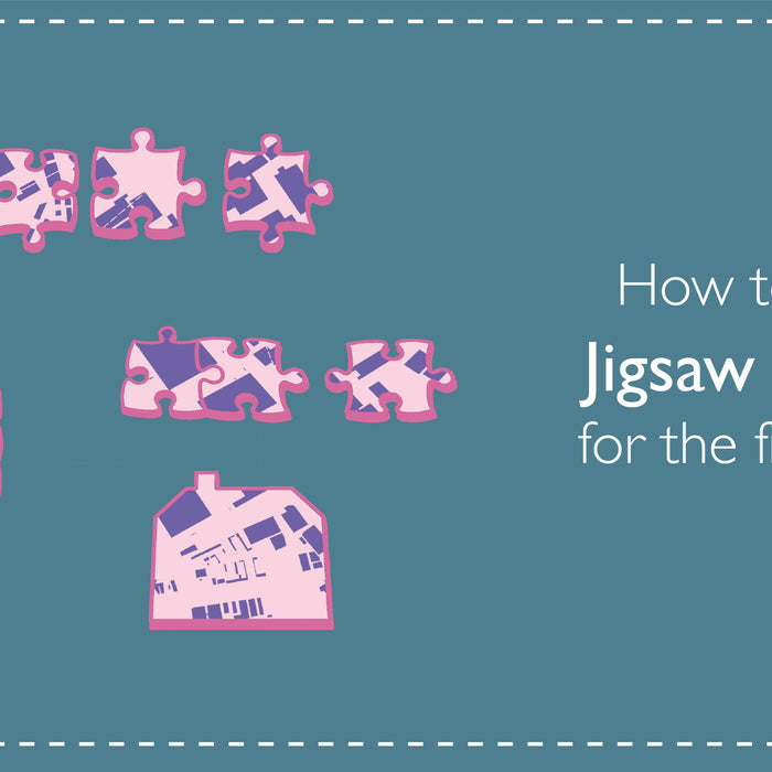 How to do a Jigsaw Puzzle - for the first time
