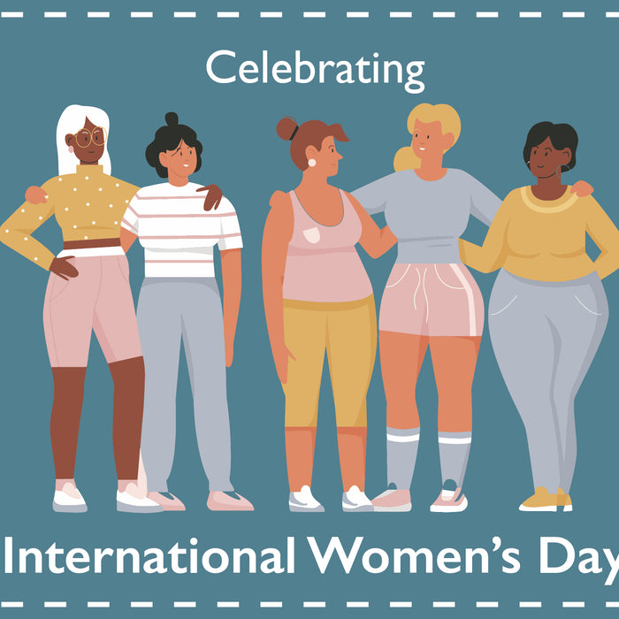 Celebrating International Women's Day!